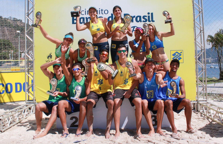 MS Campeão Brasileiro Sub 21 de Vôlei de Praia